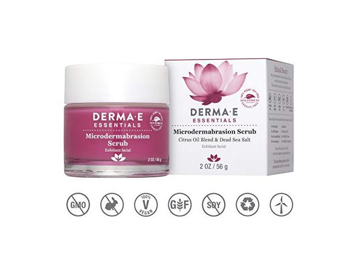 Derma E Microdermabrasion Scrub -- 2 oz - 1