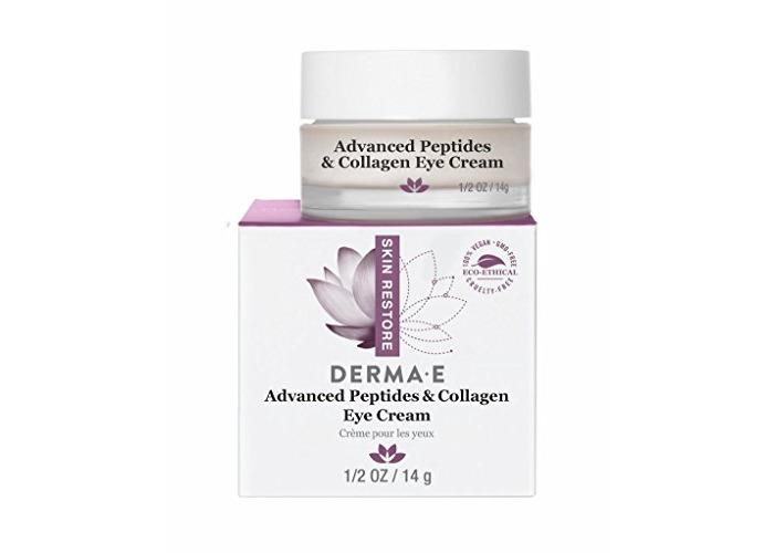 Derma E, Peptides Plus Wrinkle Reverse Eye Creme, 1/2 oz (14 g) - 1