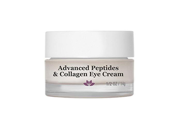 Derma E, Peptides Plus Wrinkle Reverse Eye Creme, 1/2 oz (14 g) - 2