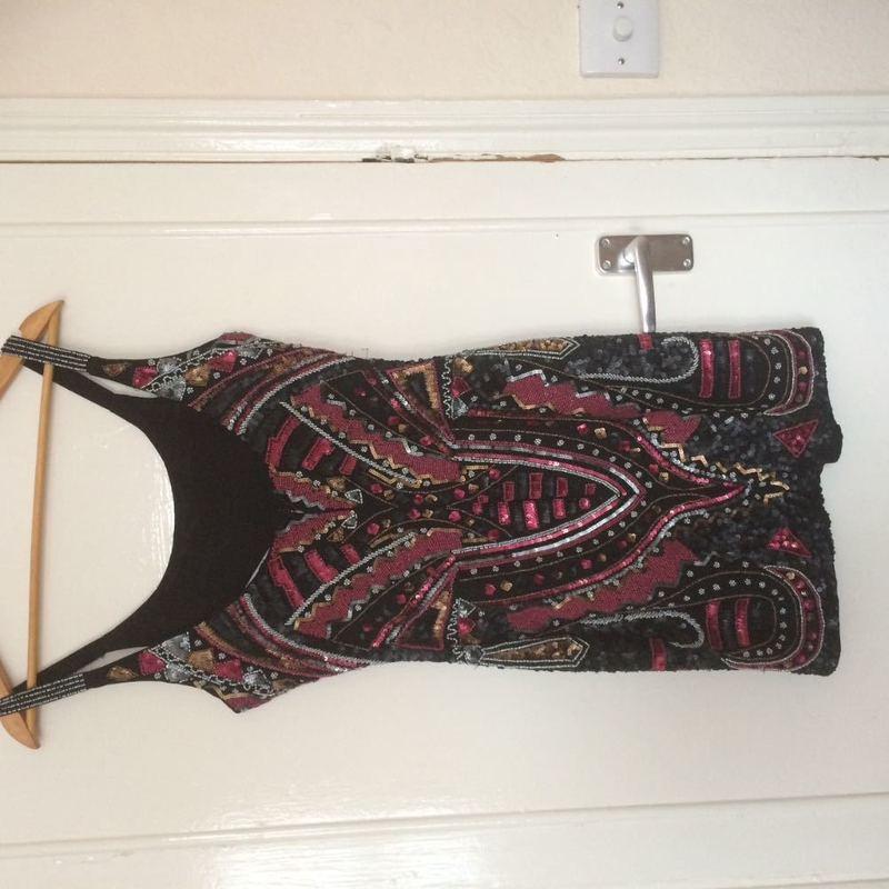 Designer dress - 1