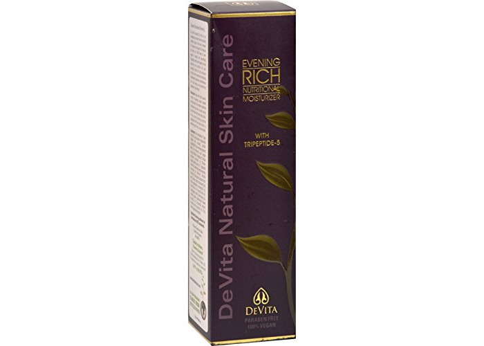 Devita Evening Rich Nutritional Moisturizer - 2.5 fl oz-pack of 1 by DeVita - 1