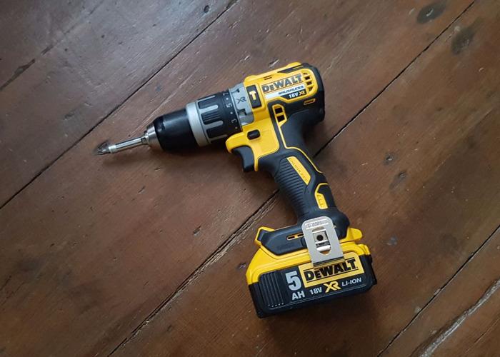Dewalt 18v cordless drill - 1