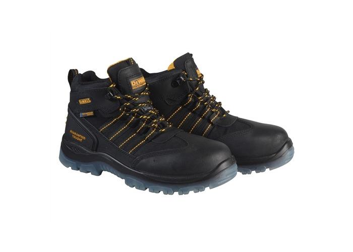 DeWalt DEWNICKEL9 Nickel S3 Safety Black Boots UK 9 Euro 43 - 1