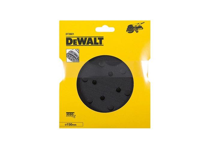 DeWalt DT3601-QZ Backing Pad 150mm For DW443 Sander - 1