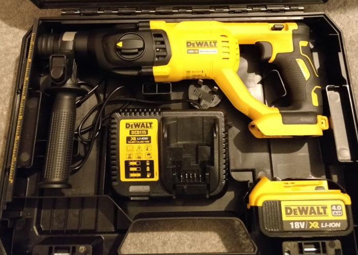 Dewalt SDS plus Model DCH033M1 (New) very powerful - 1