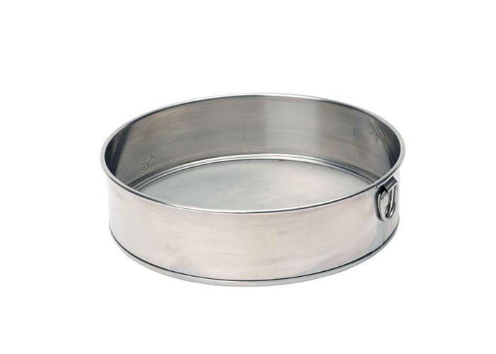 "Dexam 20cm / 7.5"" Stainless Steel Mesh Sifter Sieve - 1"