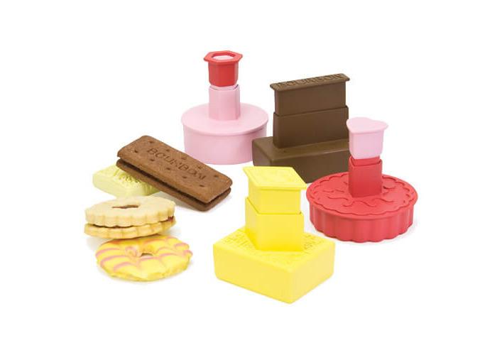 Dexam Classic British Biscuit Cookie Cutters - Set of 4 - 17851061 - 1