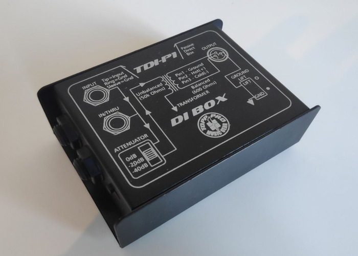 DI box ToppPro - 1