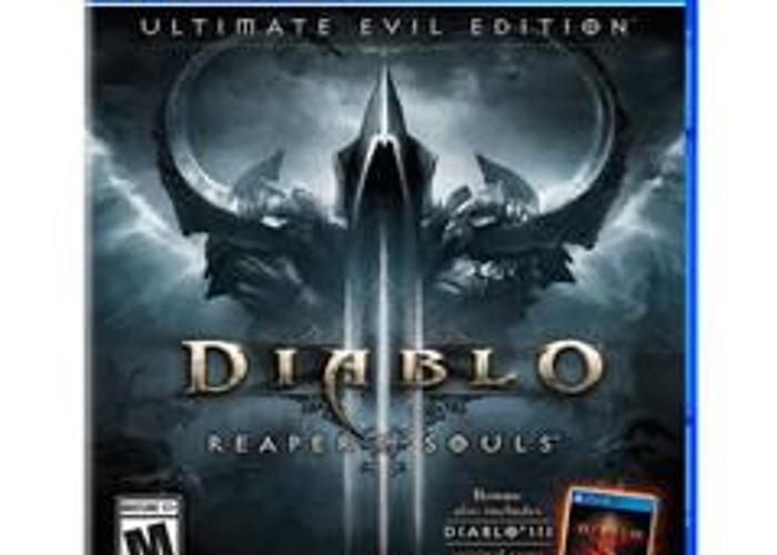 Diablo PS4 Game - 1