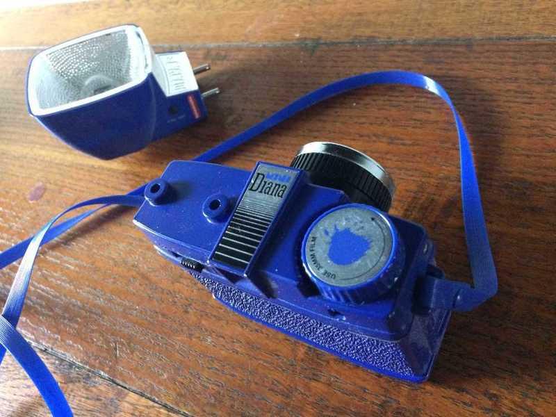 Diana Mini Film Camera - 2