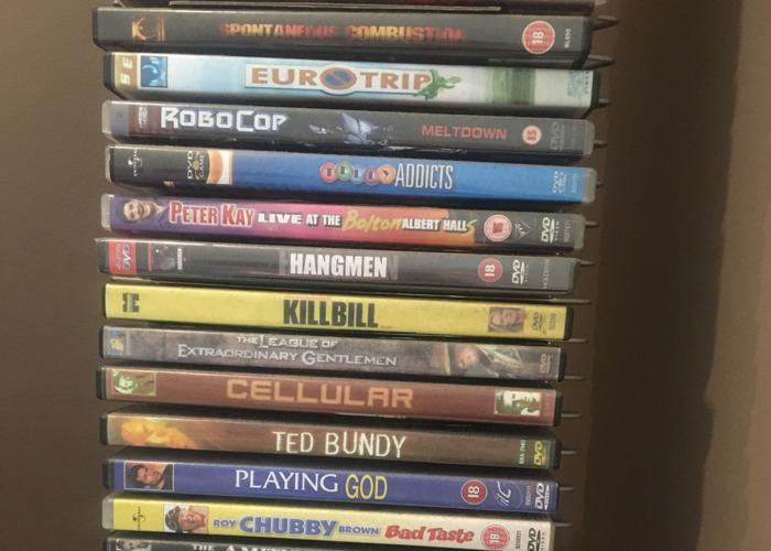 films/dvds - 2