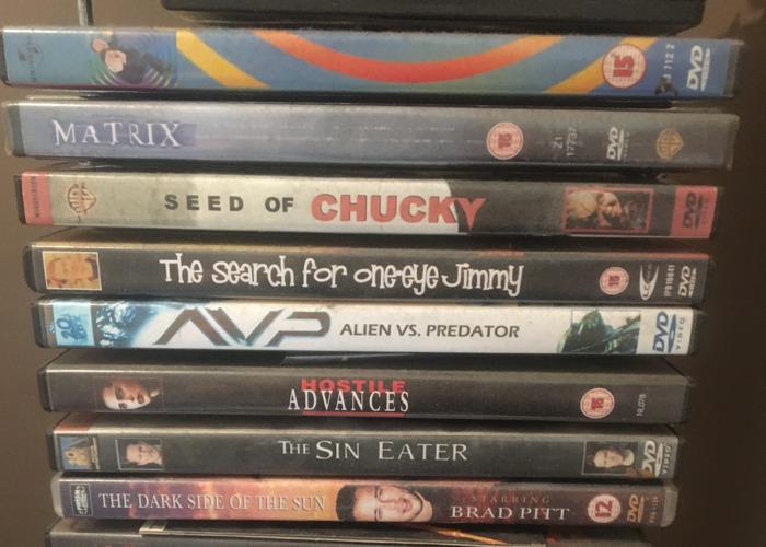 films/dvds - 1