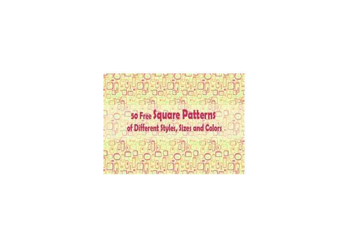 Different patterns, colours and sizes - 1