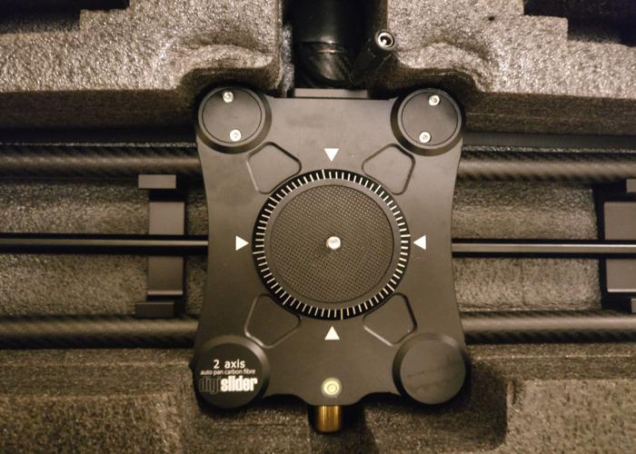 Digislider: Motorised 1M (40inch) Slider for Timelapse.  - 2