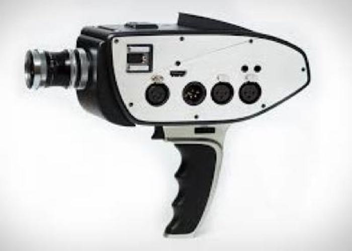 Digital bolex - 1