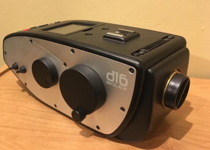 Digital Bolex D16 512GB C Mount - 2