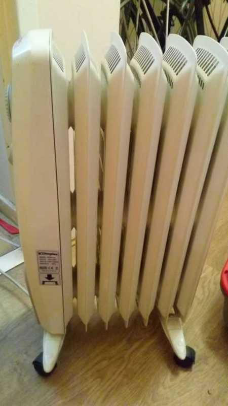 dimplex eco heater - 1