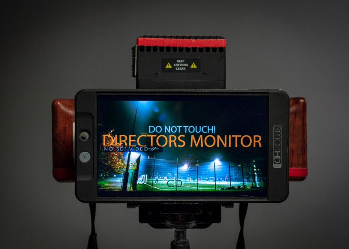 Directors Wireless Monitor 7 Inch - SmallHD 702 Teradek - 1