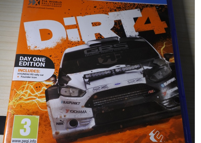 Dirt 4 (PS4) - 1