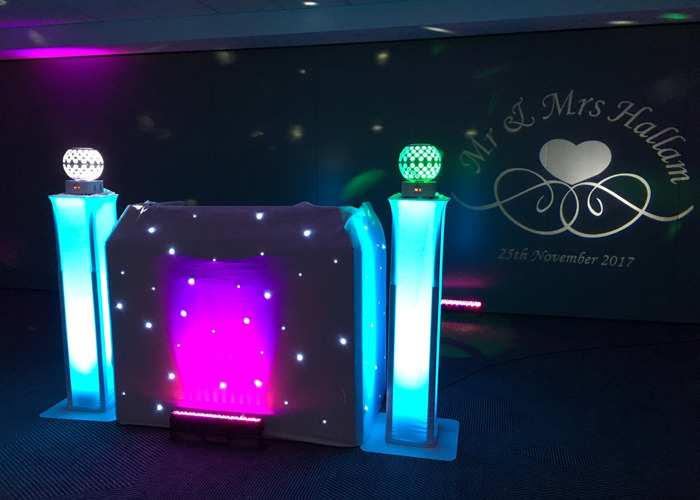 Disco Roadshow Lights for a Wedding or any other Party - 2