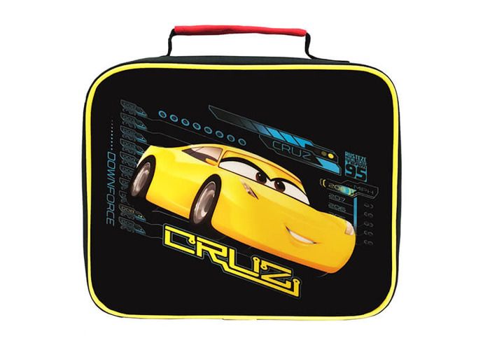 Disney Cars 3 Double Sided Lunch Bag - 2