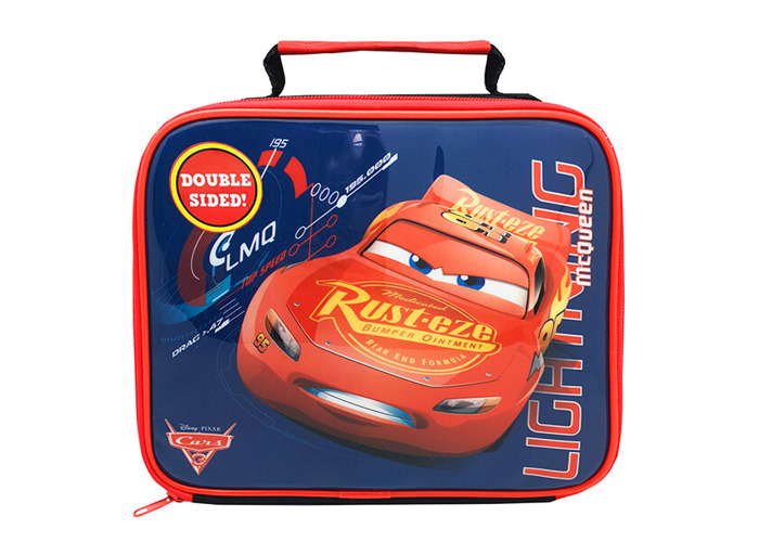 Disney Cars 3 Double Sided Lunch Bag - 1