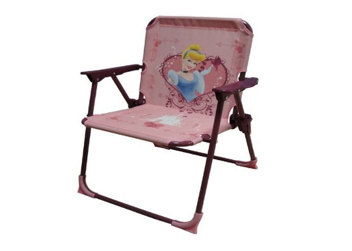 Surprising Buy Disney Character Childrens Folding Metal Chair Disney Evergreenethics Interior Chair Design Evergreenethicsorg
