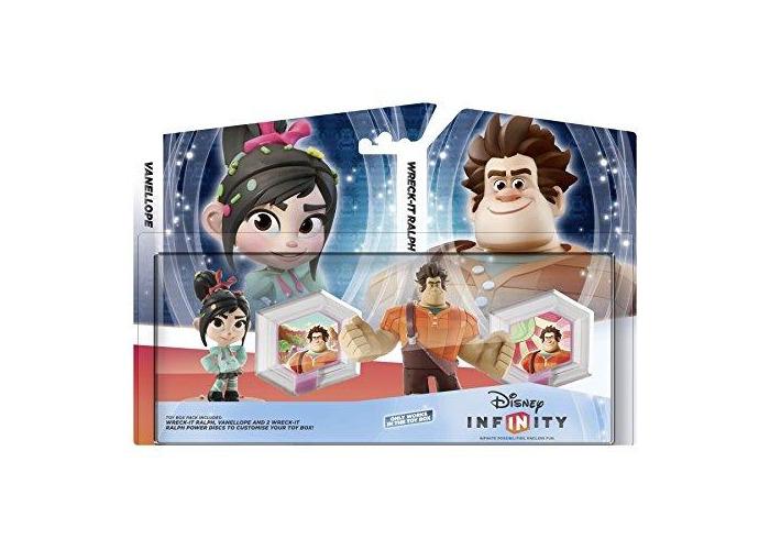 Disney Infinity Wreck-It Ralph Toy Box Set - 1