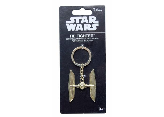 STAR WARS KeyChain EPISODE VII Movie Key Chain TIE FIGHTER