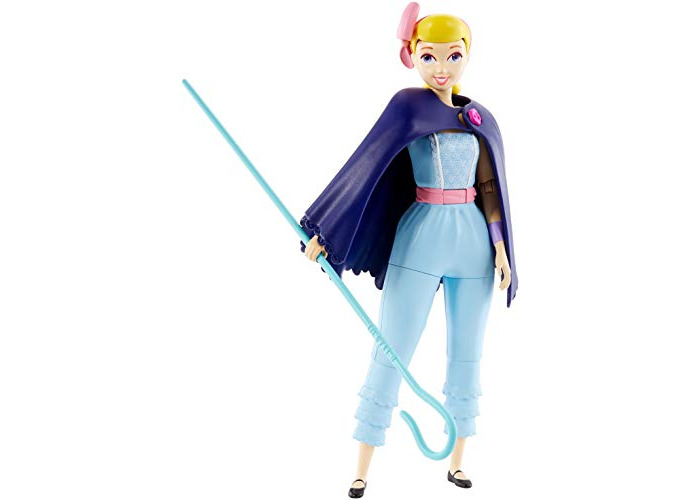 Disney Toy Story GDP82 Pixar 4 Talking Bo Peep Figure, Movie-Inspired Scale, 15+ Phrases and Sounds, Authentic Costume, Multicolour - 1