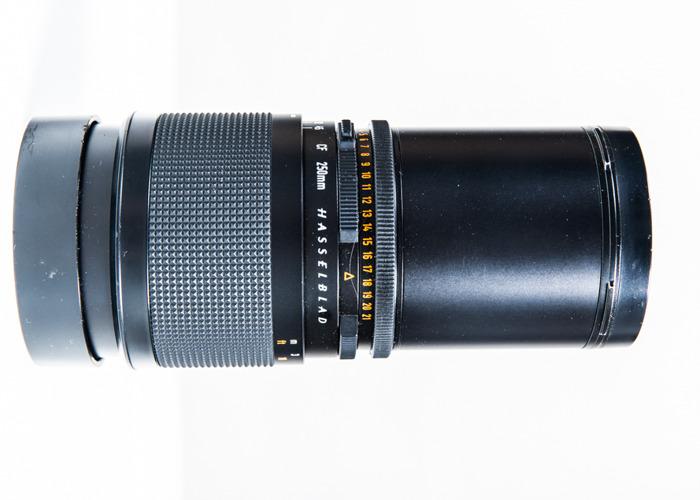 Carl Zeiss  Sonnar f/5.6-250 mm Superachromat - 1