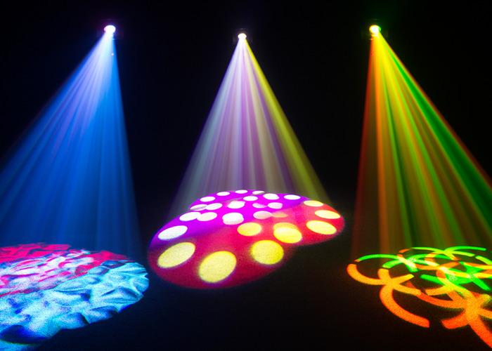 DJ / Disco /Club Lights - Scanners - 2
