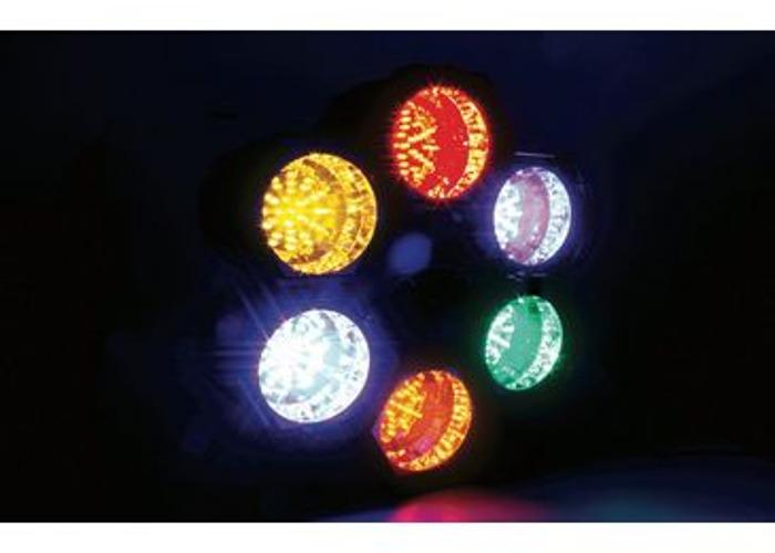 DJ LED LIGHTING - 1