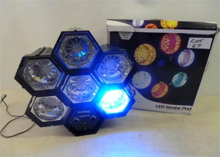 DJ LED LIGHTING - 2