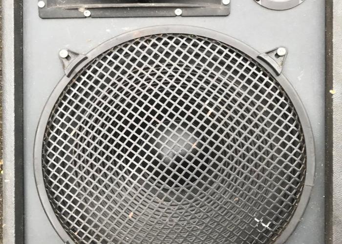 DJ Mixer, Amp Speaker and Light - 2