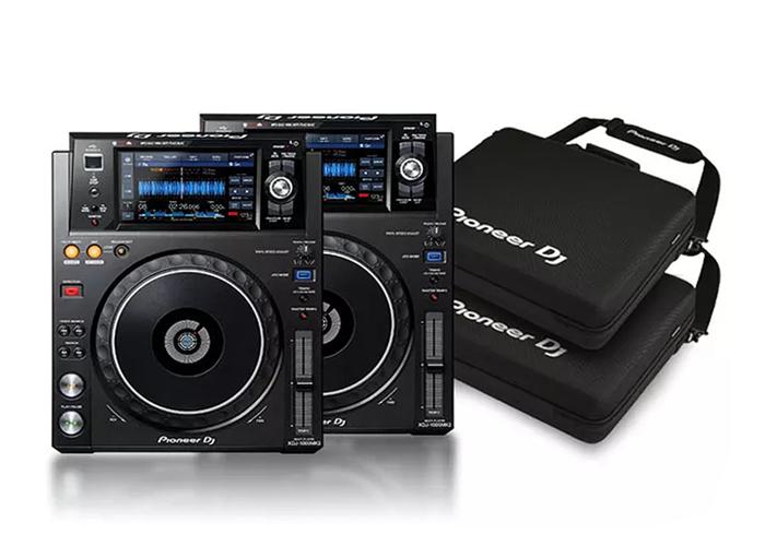 DJ Package  CDJs - XDJ1000 Pioneer - 2