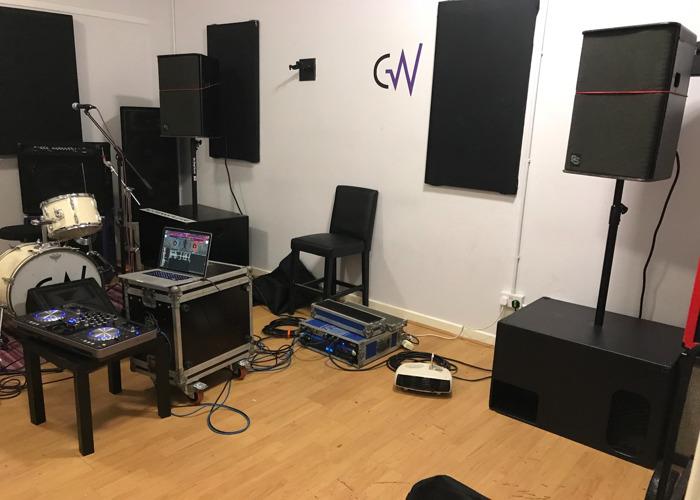 Premium DJ Package (29Hz-18Khz, 140 Decibels) - 2