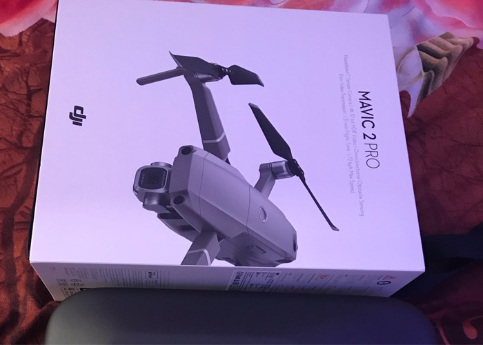 DJI  drone  with 4K camera  if you  want  to  fly  in dry condition  I will let  you  have it - 2