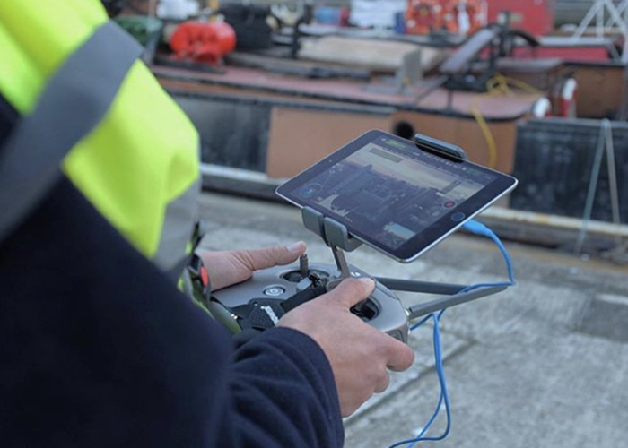 DJI Inspire 2 + £5M Insured CAA approved operator - 2