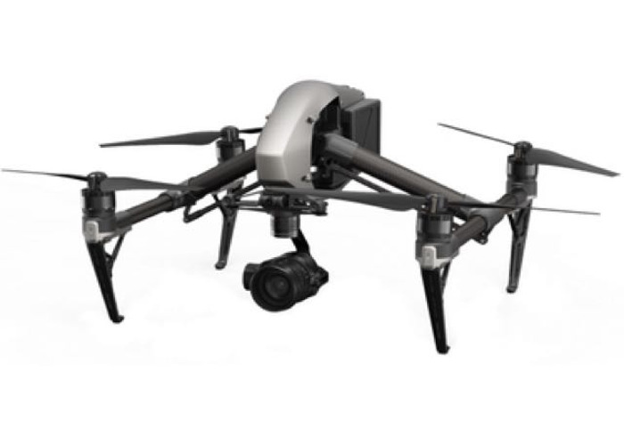 DJI INSPIRE 2 DNG + ProRes + X5S - 1