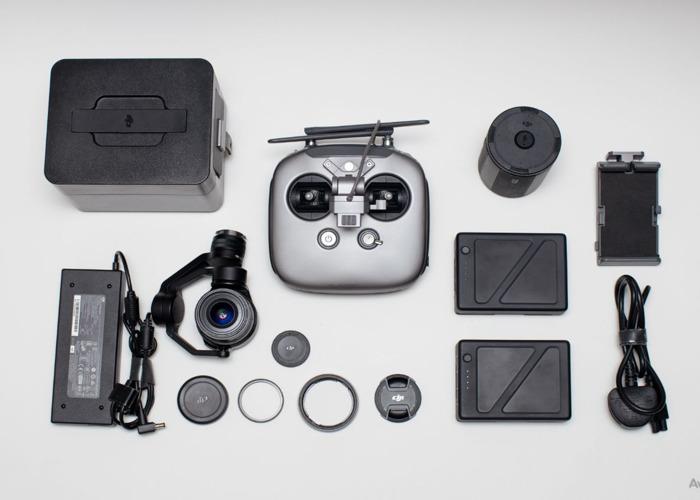 DJI Inspire 2 Pro + Gimbal + X5S Lens  - 2