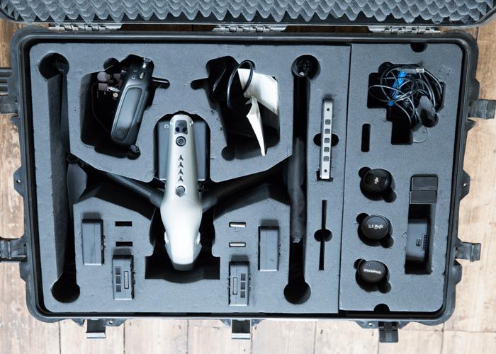 DJI Inspire 2 w/ X5S 4K Camera + Extras - 2