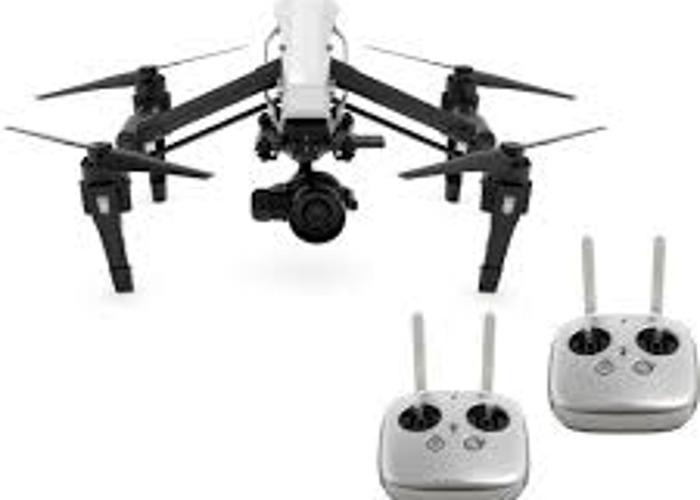 DJI Inspire Drone with x5r Camera and Professional Pilot  - 2