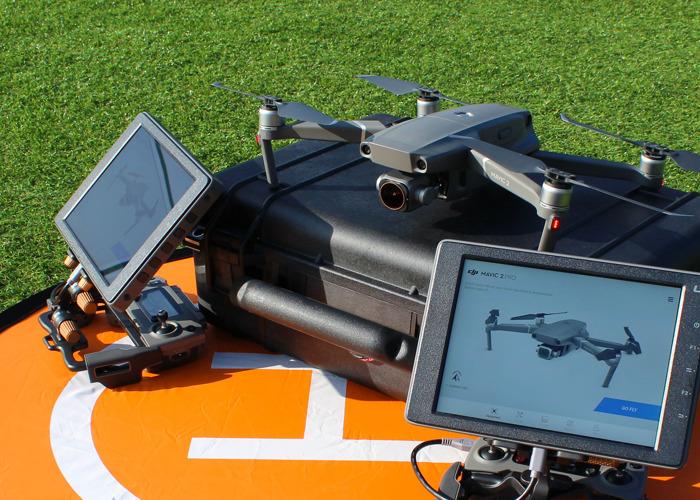 DJI Mavic 2 Pro - with CAA-certified (PfCO) operator - 2