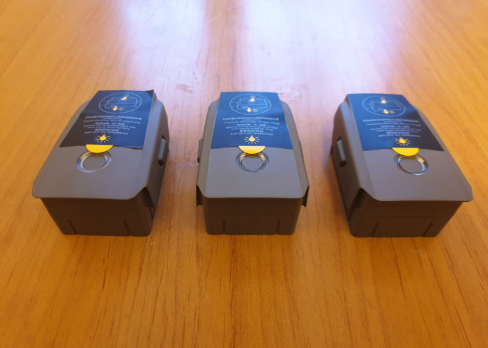 DJI Mavic 2 Pro Battery (x3) - 1