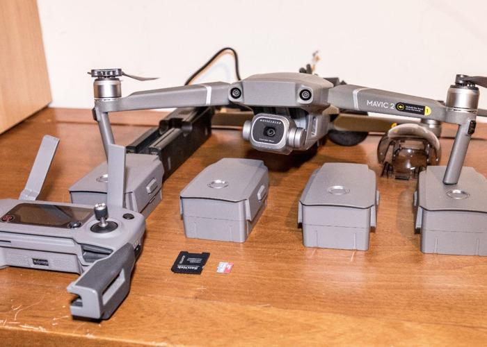 Rent DJI Mavic 2 Pro Camera Drone - 20MP One-Inch ...