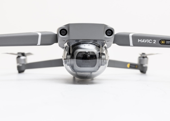 DJI Mavic 2 Pro Drone - Hasselblad Camera and Fly More Bundle - 2