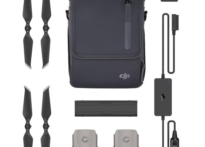 DJI Mavic 2 Pro with Full Fly More Kit - 2
