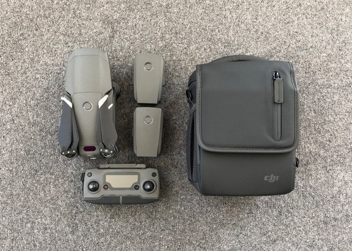 DJI Mavic 2 Zoom Drone + Fly More Kit + DJI ND Filters - 1