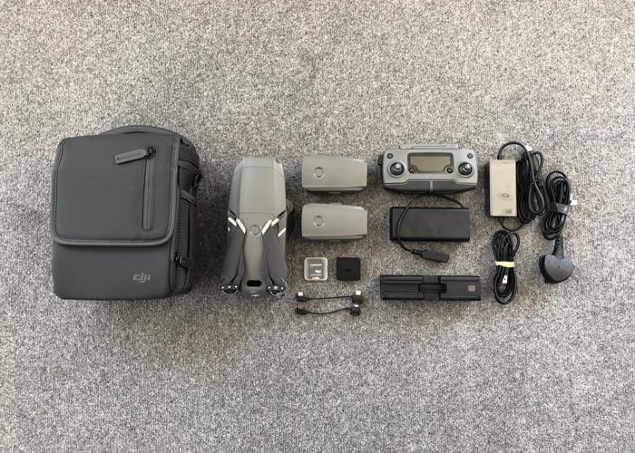DJI Mavic 2 Zoom Drone + Fly More Kit + DJI ND Filters - 2